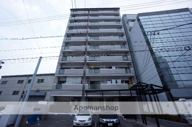 愛知県名古屋市中区、伏見駅徒歩13分の築28年 10階建の賃貸マンション