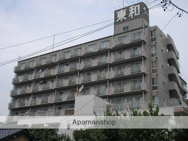 愛知県名古屋市中区、新栄町駅徒歩9分の築26年 9階建の賃貸マンション