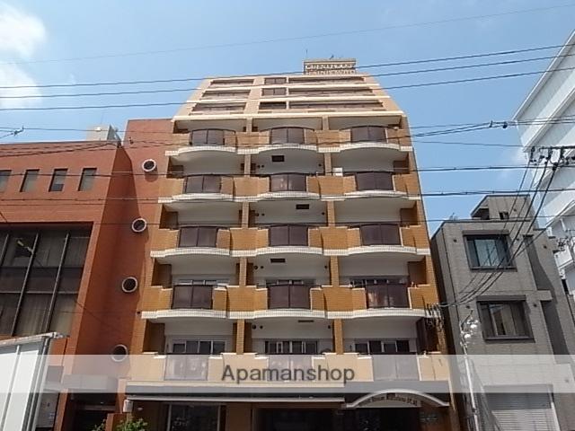 愛知県名古屋市中区、矢場町駅徒歩16分の築29年 9階建の賃貸マンション
