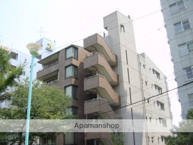愛知県名古屋市東区、新栄町駅徒歩13分の築26年 6階建の賃貸マンション