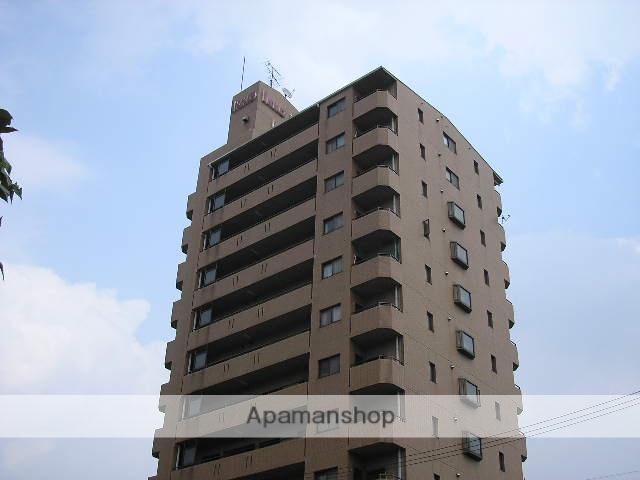 愛知県名古屋市中区、新栄町駅徒歩11分の築25年 13階建の賃貸マンション