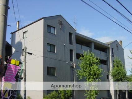 愛知県名古屋市東区、千種駅徒歩13分の築28年 4階建の賃貸マンション