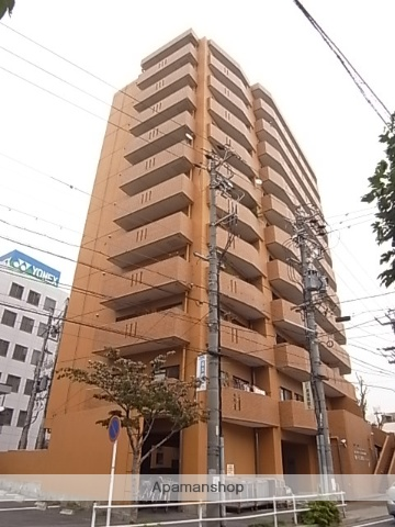 愛知県名古屋市中区、東別院駅徒歩12分の築31年 11階建の賃貸マンション