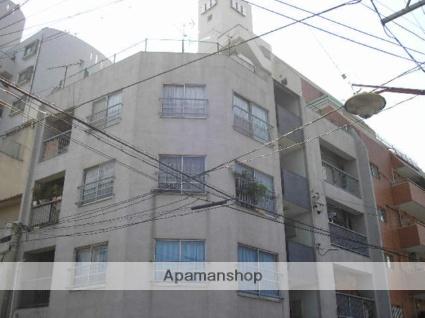 愛知県名古屋市中区、矢場町駅徒歩5分の築46年 4階建の賃貸マンション