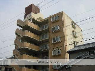 愛知県名古屋市東区、千種駅徒歩14分の築30年 6階建の賃貸マンション
