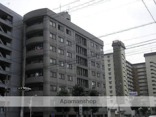愛知県名古屋市中区、新栄町駅徒歩10分の築26年 8階建の賃貸マンション