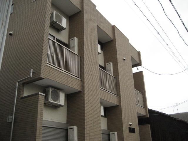 愛知県名古屋市東区、森下駅徒歩15分の築9年 2階建の賃貸アパート