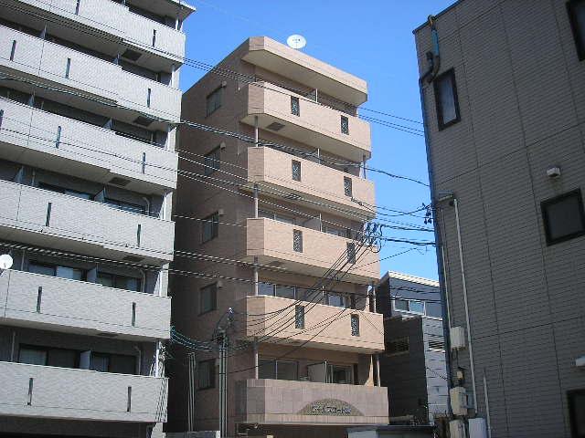 愛知県名古屋市東区、新栄町駅徒歩9分の築9年 6階建の賃貸マンション