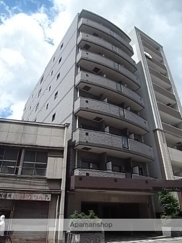 愛知県名古屋市中村区、近鉄名古屋駅徒歩15分の築16年 8階建の賃貸マンション