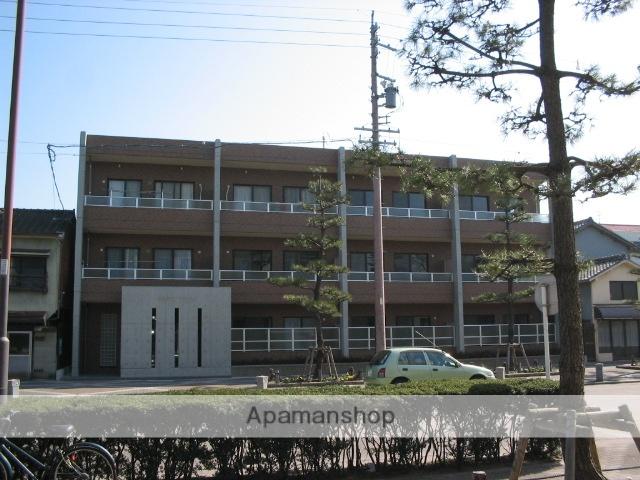 愛知県名古屋市中村区、中村公園駅徒歩5分の築12年 3階建の賃貸マンション