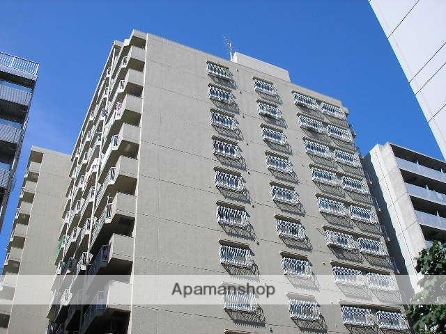 愛知県名古屋市中区、栄町駅徒歩5分の築35年 14階建の賃貸マンション