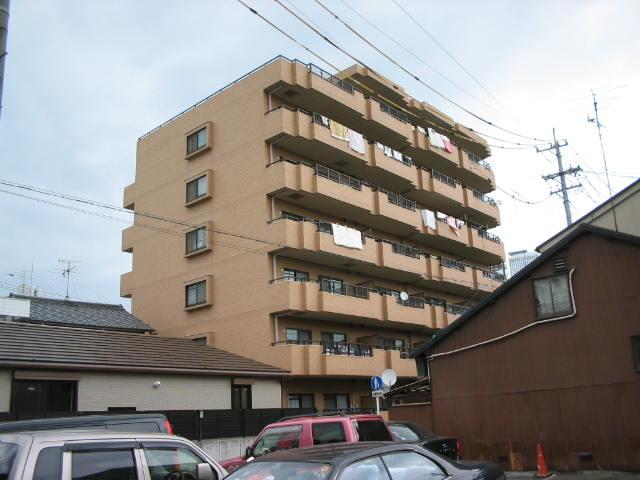 愛知県名古屋市中村区、近鉄名古屋駅徒歩13分の築18年 7階建の賃貸マンション