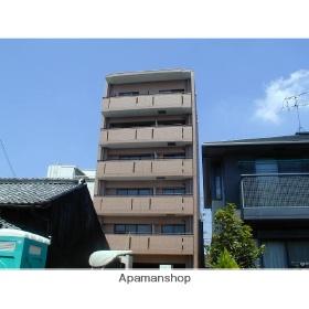 愛知県名古屋市中村区、中村公園駅徒歩10分の築14年 6階建の賃貸マンション