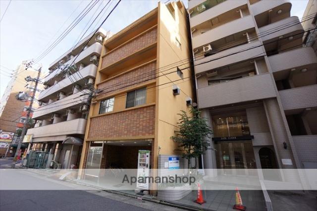 愛知県名古屋市中村区、亀島駅徒歩7分の築46年 6階建の賃貸マンション