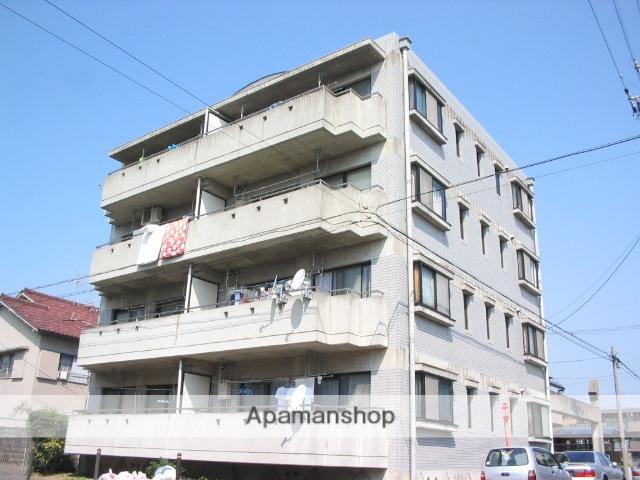 愛知県名古屋市中村区、中村公園駅徒歩8分の築28年 4階建の賃貸マンション