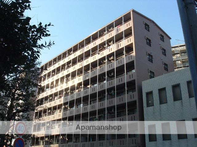 愛知県名古屋市中村区、名古屋駅徒歩13分の築19年 8階建の賃貸マンション