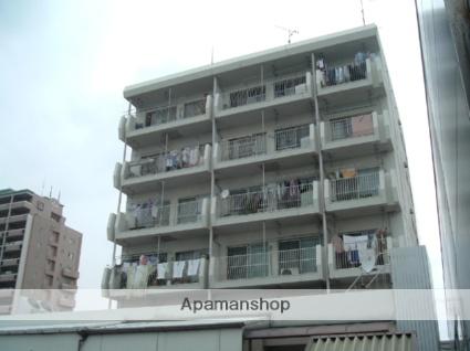 愛知県名古屋市東区、大曽根駅徒歩11分の築39年 7階建の賃貸マンション