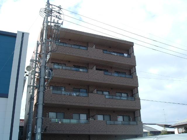 愛知県名古屋市東区、清水駅徒歩14分の築14年 5階建の賃貸マンション