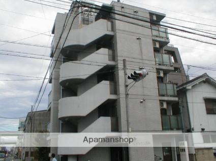 愛知県名古屋市北区、東大手駅徒歩9分の築25年 5階建の賃貸マンション