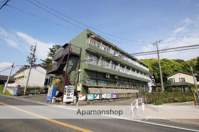愛知県東海市、名和駅徒歩29分の築29年 3階建の賃貸マンション