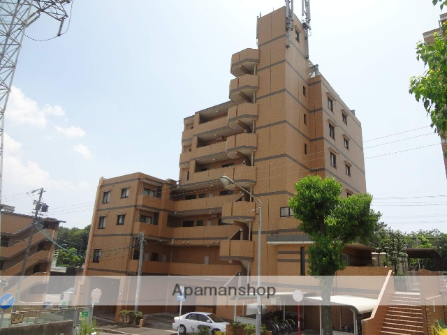 愛知県東海市、聚楽園駅徒歩21分の築17年 6階建の賃貸マンション