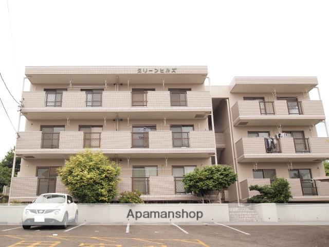 愛知県東海市、名和駅徒歩19分の築24年 3階建の賃貸マンション