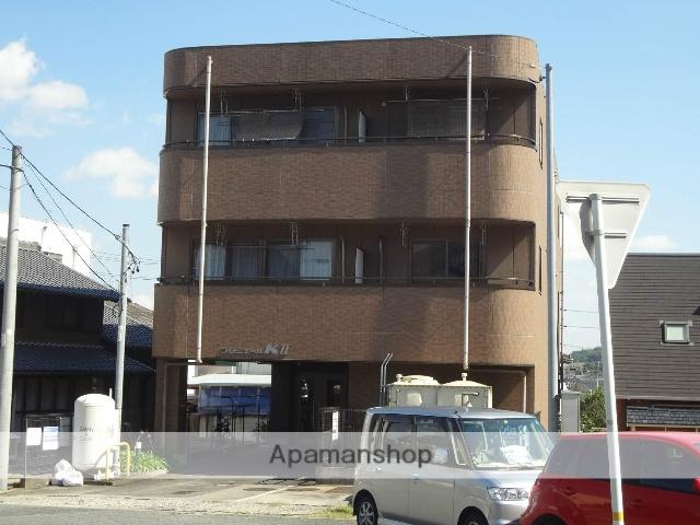 愛知県東海市、名和駅徒歩21分の築16年 3階建の賃貸マンション