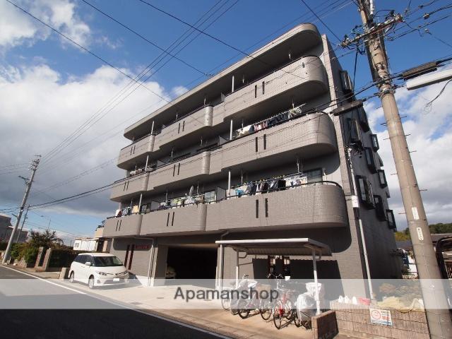 愛知県東海市、太田川駅徒歩16分の築17年 4階建の賃貸マンション