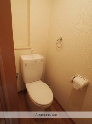 WARM.N[1K/29.81m2]のトイレ