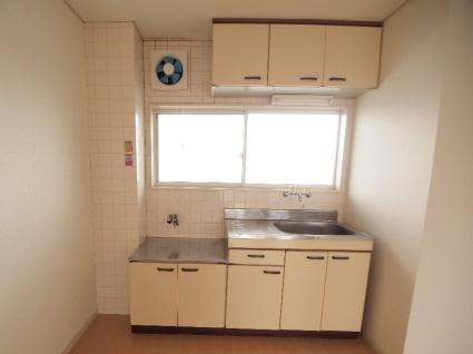 ソレイユ新舞子[2LDK/49.5m2]のキッチン