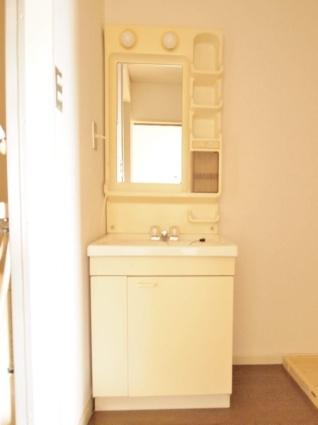 ソレイユ新舞子[2LDK/49.5m2]の洗面所