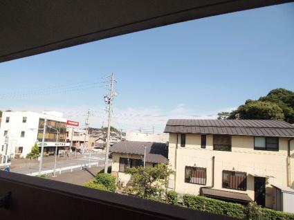 トレル朝倉[1DK/30.9m2]の眺望