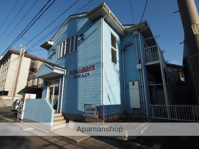 愛知県東海市、太田川駅徒歩17分の築27年 2階建の賃貸アパート