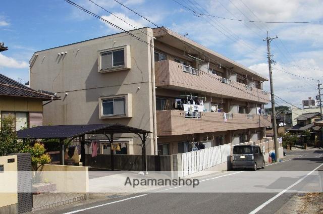 愛知県知多市、南加木屋駅徒歩19分の築26年 3階建の賃貸マンション