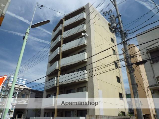 愛知県名古屋市南区、笠寺駅徒歩5分の築22年 7階建の賃貸マンション