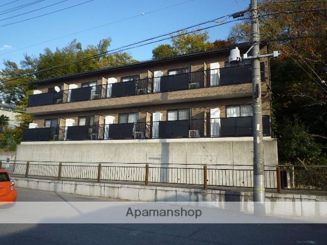 愛知県名古屋市緑区、鳴海駅徒歩14分の築13年 2階建の賃貸アパート