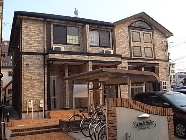 愛知県名古屋市中村区、米野駅徒歩15分の築9年 2階建の賃貸アパート