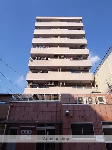 愛知県名古屋市中村区、本陣駅徒歩15分の築28年 9階建の賃貸マンション