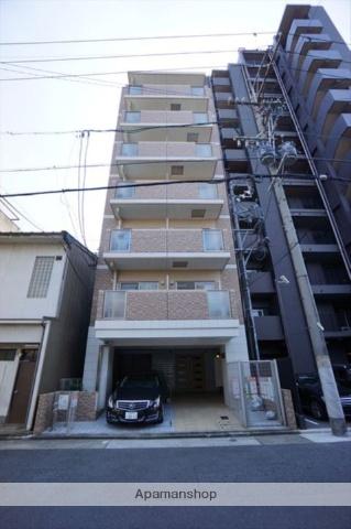 愛知県名古屋市中村区、名古屋駅徒歩7分の築8年 7階建の賃貸マンション