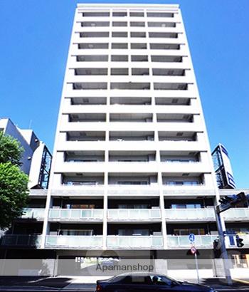 愛知県名古屋市東区、新栄町駅徒歩6分の築10年 15階建の賃貸マンション