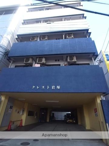 愛知県名古屋市中村区、八田駅徒歩15分の築22年 5階建の賃貸マンション