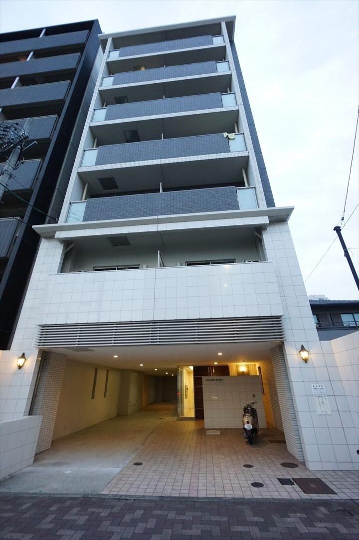愛知県名古屋市西区、栄生駅徒歩3分の築10年 7階建の賃貸マンション