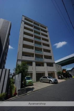 愛知県名古屋市中川区、山王駅徒歩14分の築8年 9階建の賃貸マンション