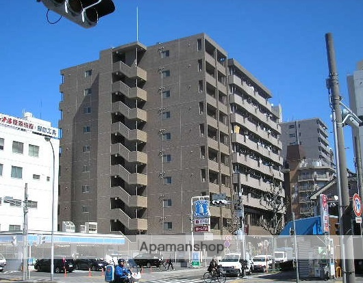 愛知県名古屋市中区、矢場町駅徒歩14分の築9年 10階建の賃貸マンション