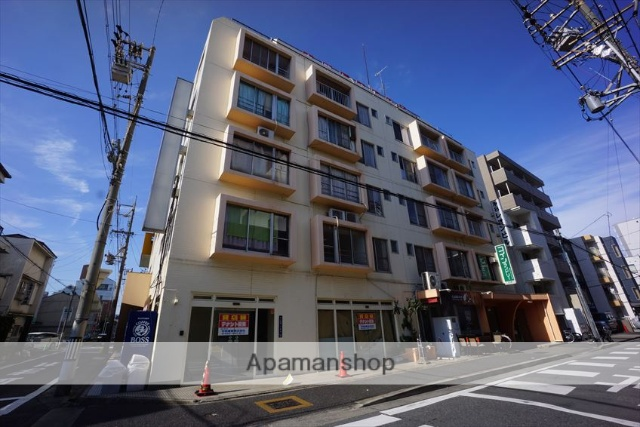 愛知県名古屋市中区、鶴舞駅徒歩11分の築43年 9階建の賃貸マンション
