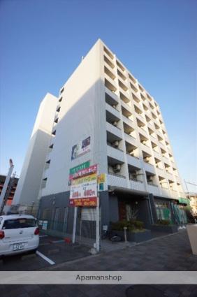 愛知県名古屋市中川区、南荒子駅徒歩11分の築9年 9階建の賃貸マンション