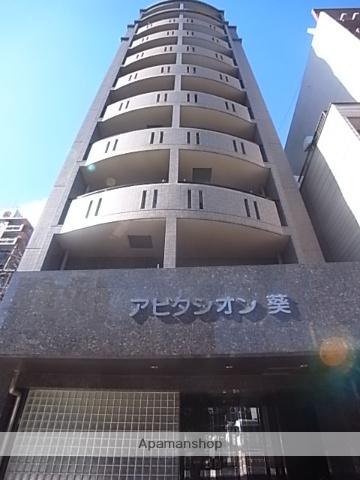愛知県名古屋市中区、新栄町駅徒歩7分の築15年 10階建の賃貸マンション
