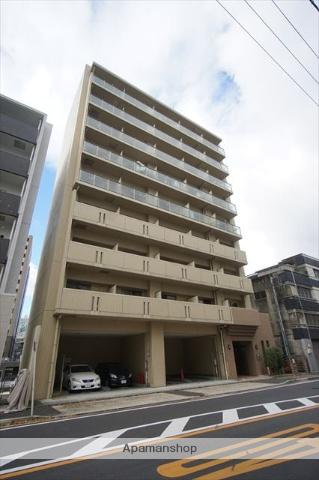 愛知県名古屋市中区、山王駅徒歩14分の築8年 9階建の賃貸マンション