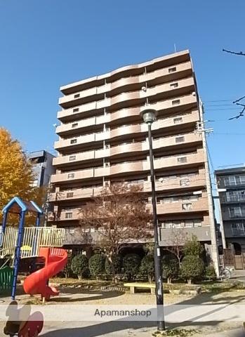 愛知県名古屋市中区、金山駅徒歩6分の築19年 10階建の賃貸マンション