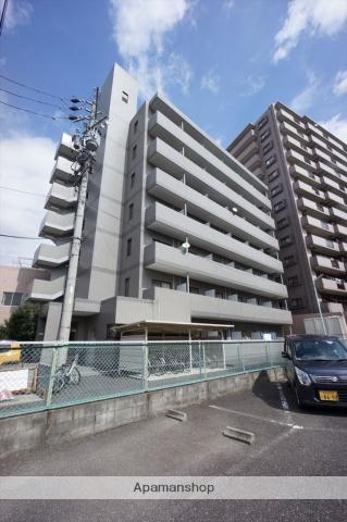 愛知県名古屋市中村区、米野駅徒歩16分の築22年 7階建の賃貸マンション